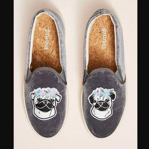 Soludos Pug Slip on Sneakers